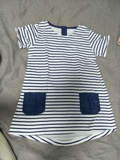 🚚 Baby girl dress 18mth to 24mth