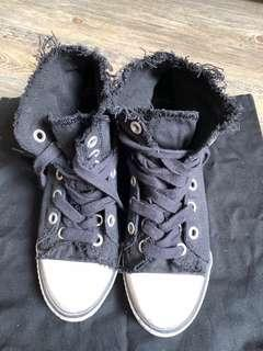 ASH vintage women shoes 歐洲品牌女裝仿古鞋