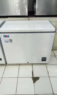 Cicilan 0% tanpa CC tanpa DP chest freezer GEA