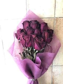 Dry Roses #EndgameYourExcess