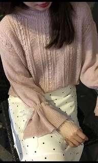 小仙女毛衣