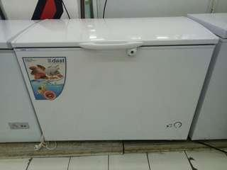 Cicilan 0% chest freezer dast tanpa CC tanpa DP