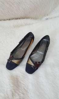 Tods Colourblock Flat Shoes authentic