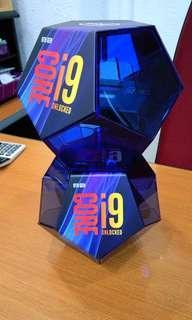 Selling New & SEAL in Box Intel 9th Gen i9-9900K Processor.