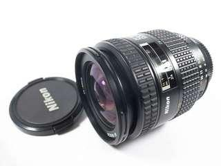[一直攝] Nikon AF 24-50mm F3.3-4.5 廣角變焦鏡頭