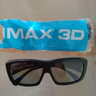 2 IMAX 3D glasses only used once