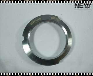 [一直攝] L39-Leica M 轉接環 (全新品)