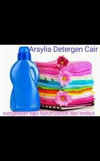 Detergent cair harum