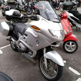 BMW R1150RT 2024 COE, Superb Condition
