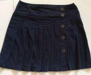Courduroy Skirt