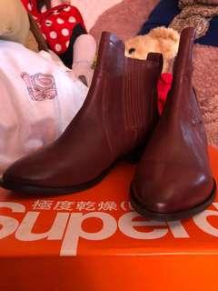 Superdry Margot Chelsea Boots Brand New!
