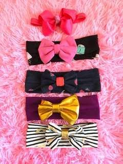 🚚 Baby Girl Headbands