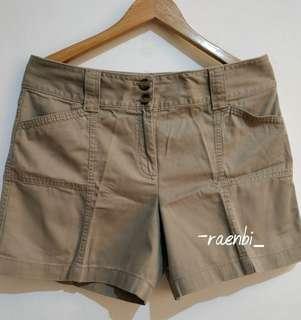 Short Pants Khaki