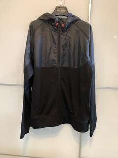 100% new Men polyester Jacket 全新男裝薄外套