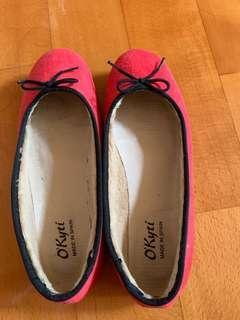 女裝平底鞋