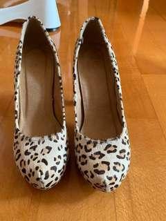Shoes 馬毛high heel