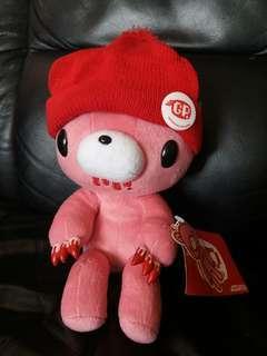 絕版 日本 Taito 2006 Gloomy 血腥暴力熊景品公仔 CGP-027