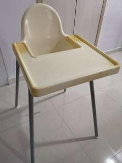 🚚 (price dropped) Ikea High Chair