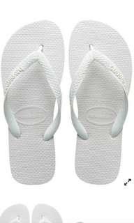 Havaianas Slippers White