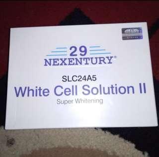 READY STOCK WHITE CELL SOLUTION (Kromosom) SLC 24A5