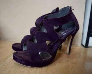 Guess Purple Pumps
