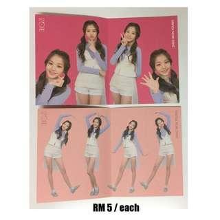 IZ*ONE preorder benefit wonyoung izone