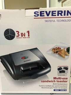 🚚 Sandwich Maker