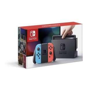 🚚 Nintendo Switch Console