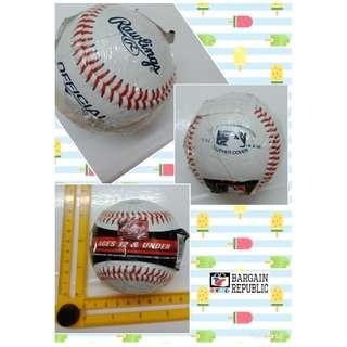 Rawlings ROLB2 Official League Practice Balls