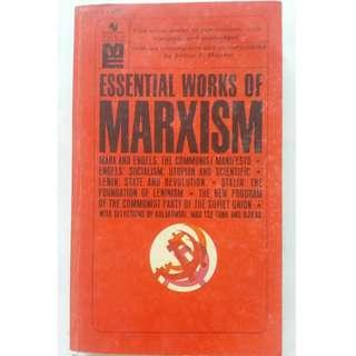 Essential Works of Marxism ed. by Arthur Mendel