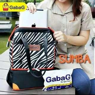 Gabag Cooler Bag Tas Asi Sumba