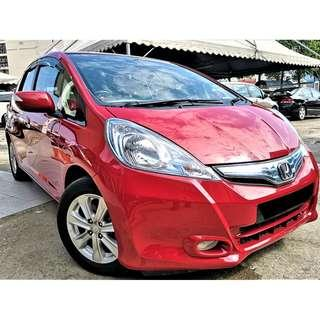 2013 Honda Jazz 1.3 Hybrid [CBU][1OWNER][LIKE NEW][PROMO] 13