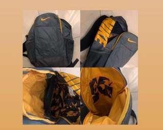 Nike Backpack / tas nike original 100% bagus