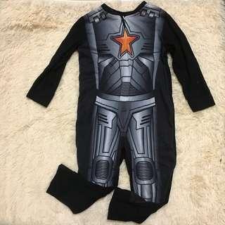 Superhero Sleepsuit