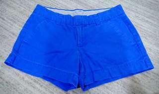 Blue Uniqlo Short Pants