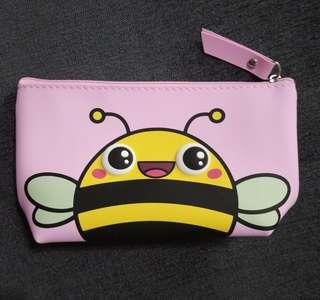 🚚 Cute Bee Pouch