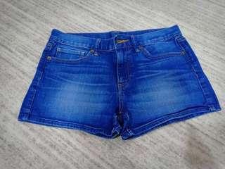 Jeans Uniqlo Shorts Pants