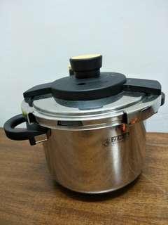 ZEBRA Pressure Cooker (6 Liter)