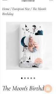 🚚 Rookie Human's Crib Sheet preorder