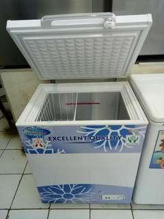 Cicilan 0% tanpa CC tanpa DP chest freezer daimitsu