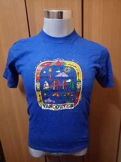 Tshirt vancouver