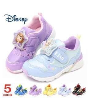Kids Baby Shoes 閃燈鞋 迪士尼 日本直送