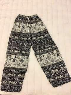 🚚 🐘泰國寬褲