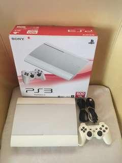 Ps3 Super slim Free 20 Games padu