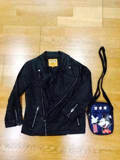 Super Cool Bikers Jacket for Girl 😎