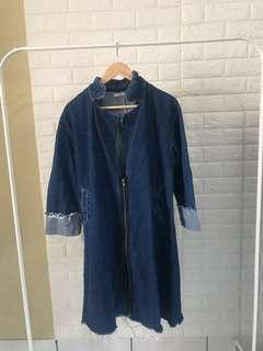 Long coat outer et cetera