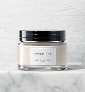 Christian Dior Ambre Nuit Body Creme