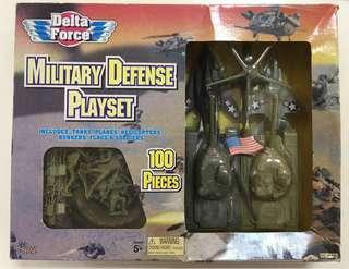 Soldiers toys