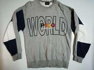 world polo championship sweatshirt