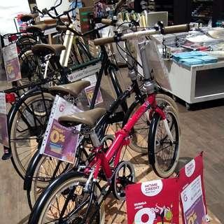 Sepeda Lipat London Taxy